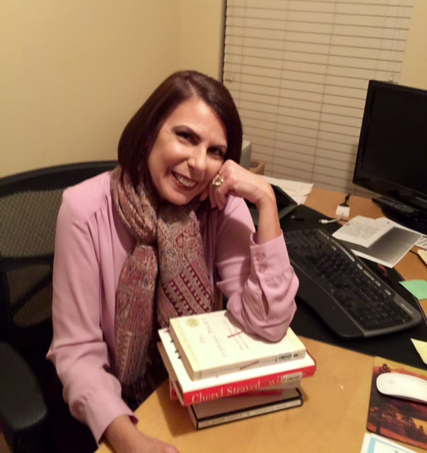 Hello.  My name is Therese Crutcher-Marin. Welcome to my website.